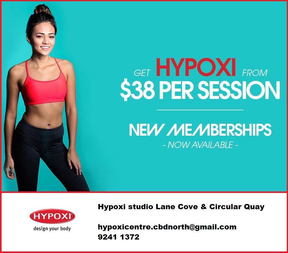 New memberships starting from $38 per session