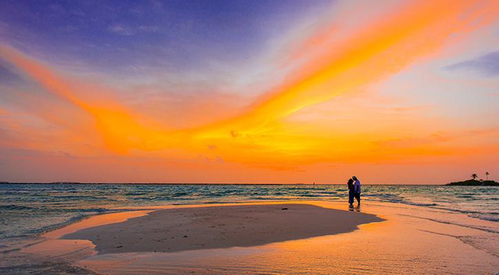 Maldives-Sunset-HYPOXI-giveaway-holiday-blog