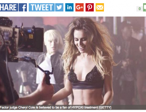 How Cheryl Cole got her X Factor: Cycling in a vacuum by EXPRESS, UK