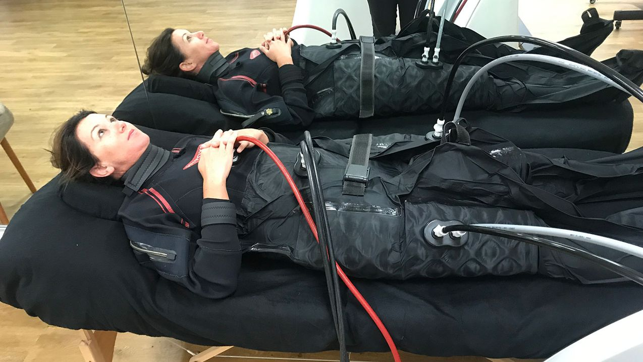 How a Matrix suit and watching Netflix helped me lose a fast