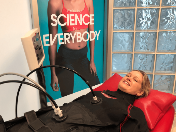 We Tried: Sarah McGilvray Gave HYPOXI A Red Hot Go – NOVA 100