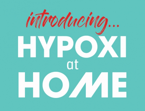 Introducing HYPOXI at HOME