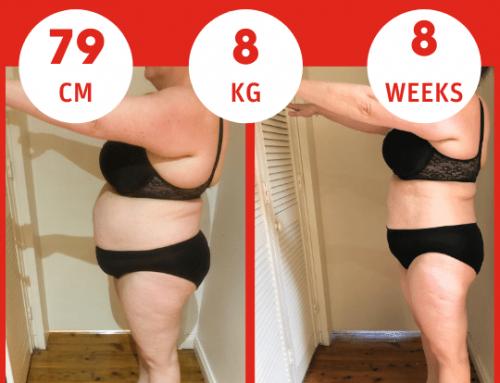 Announcing the 8 Week Transformation Winner